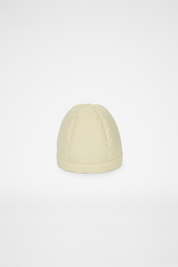Down Hat, beige, large