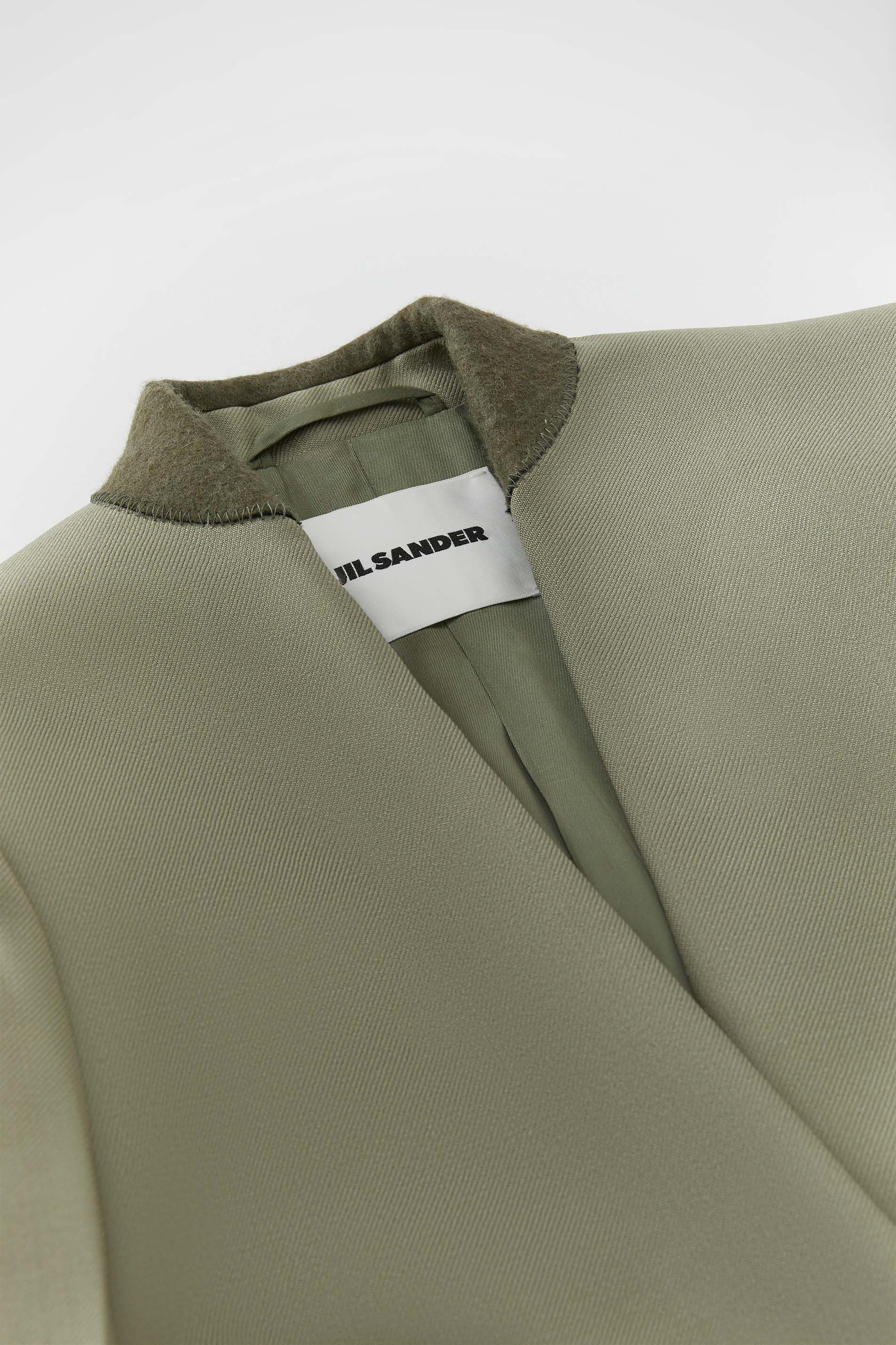 Tailored Jacket, green, large