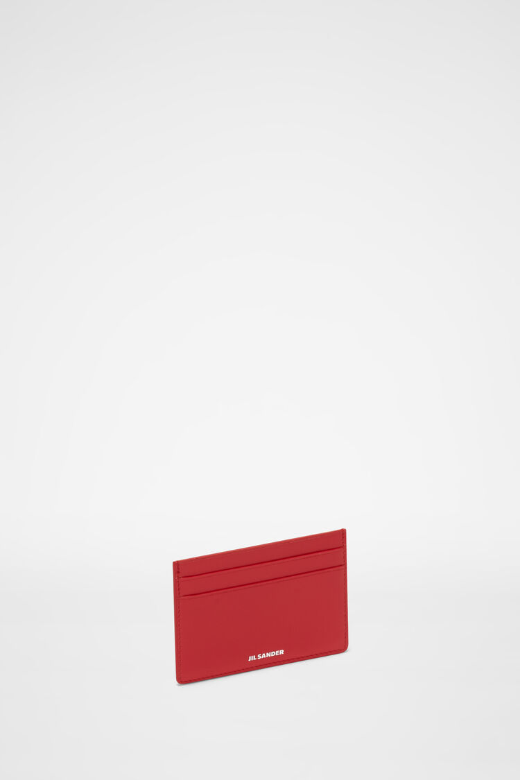 Credit Card Holder, red, large
