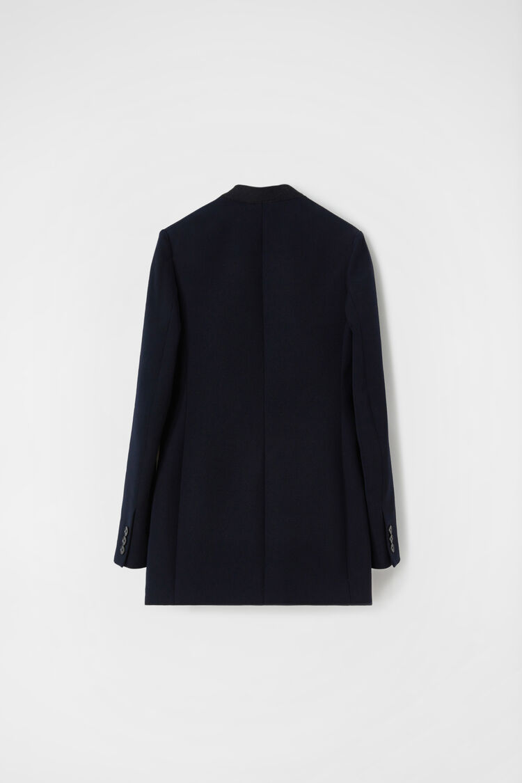 Tailored Jacket, dark blue, large