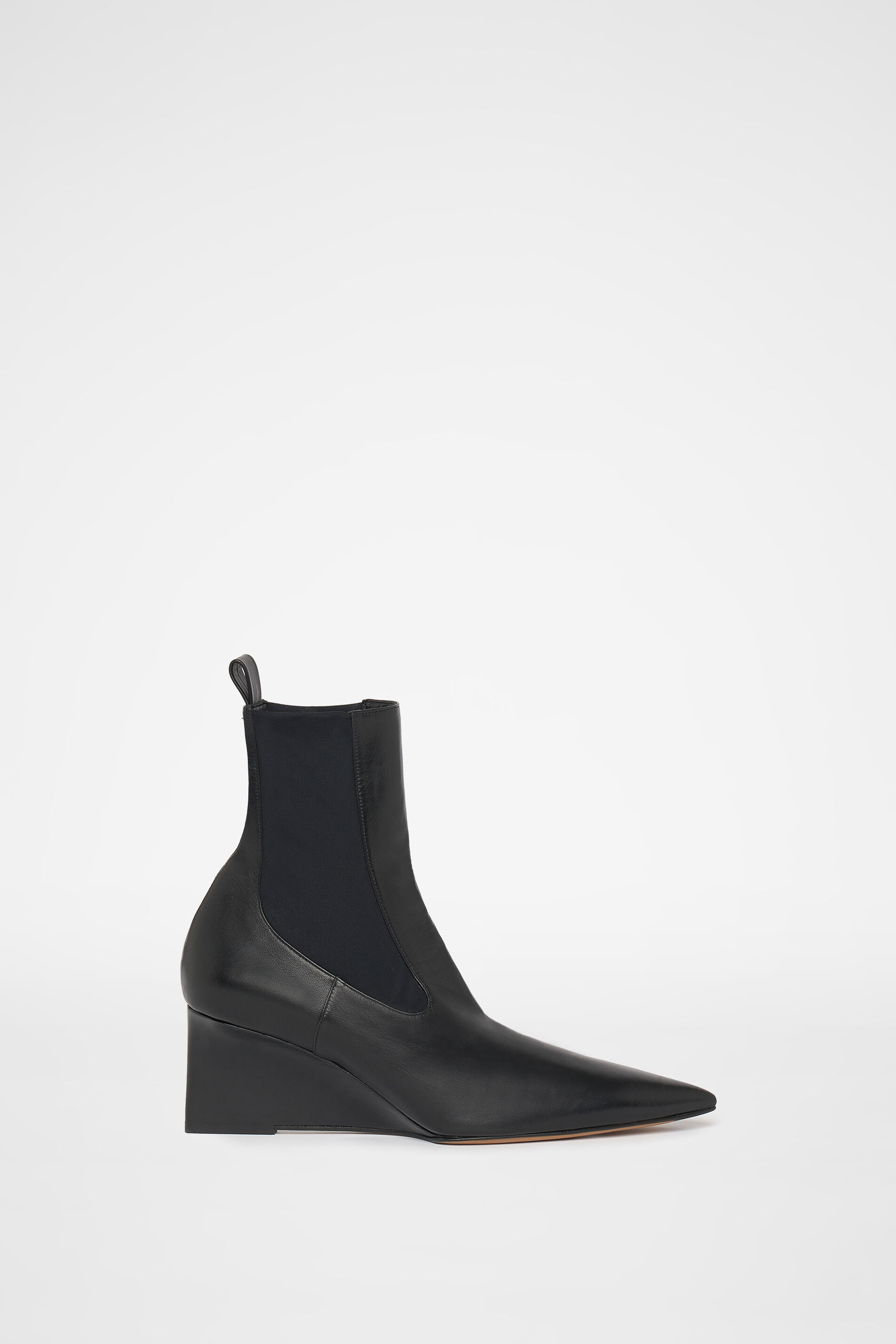 Ankle Boot, black, large