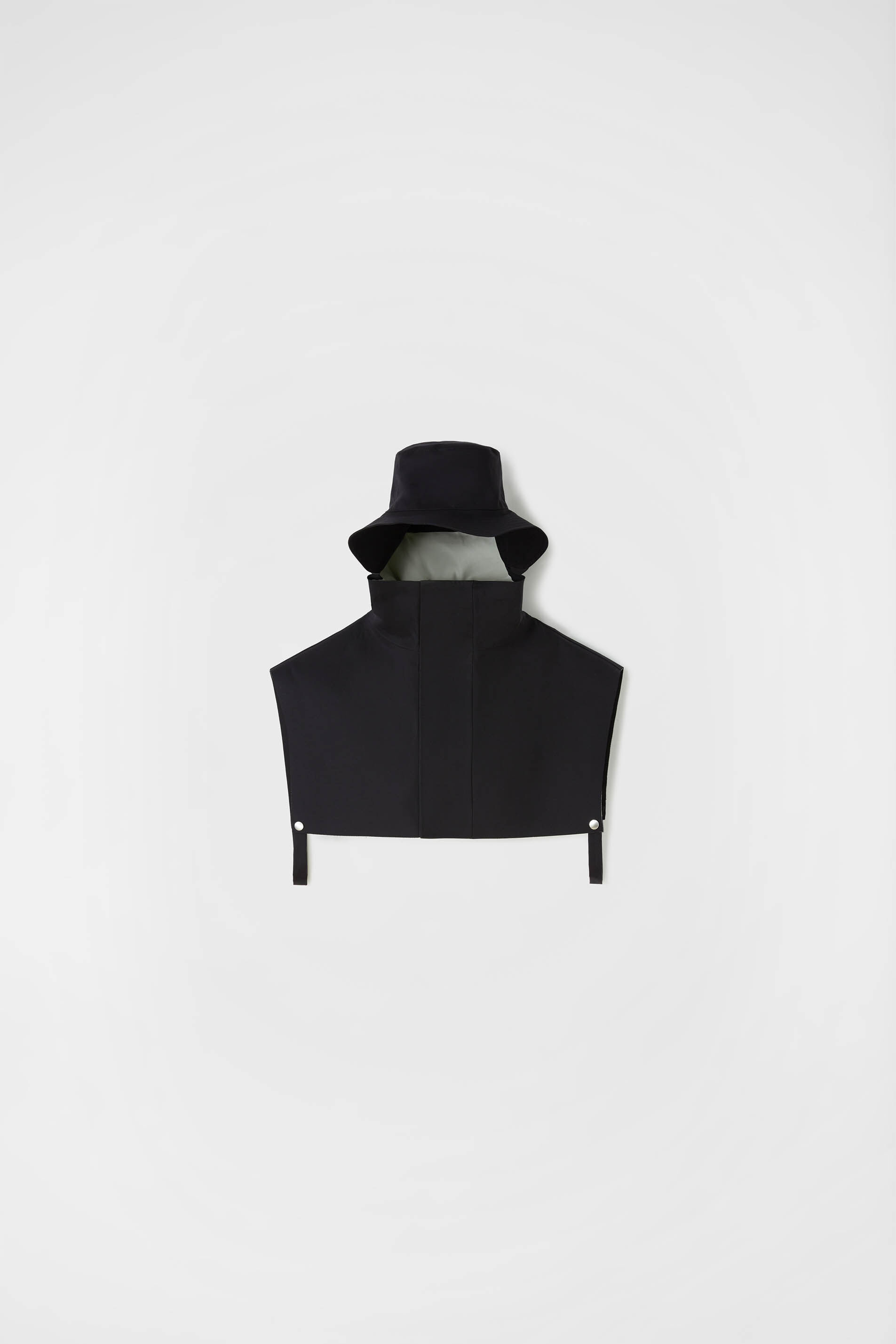 Mackintosh Hat, black, large