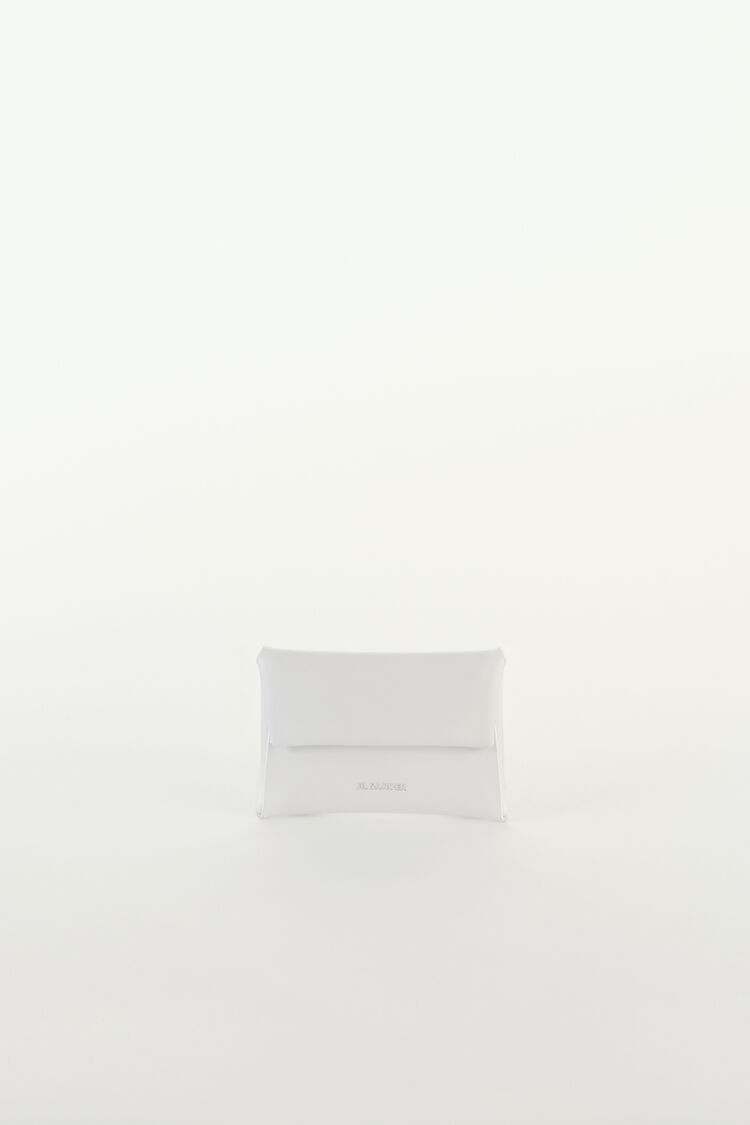 Coin Purse, white, large