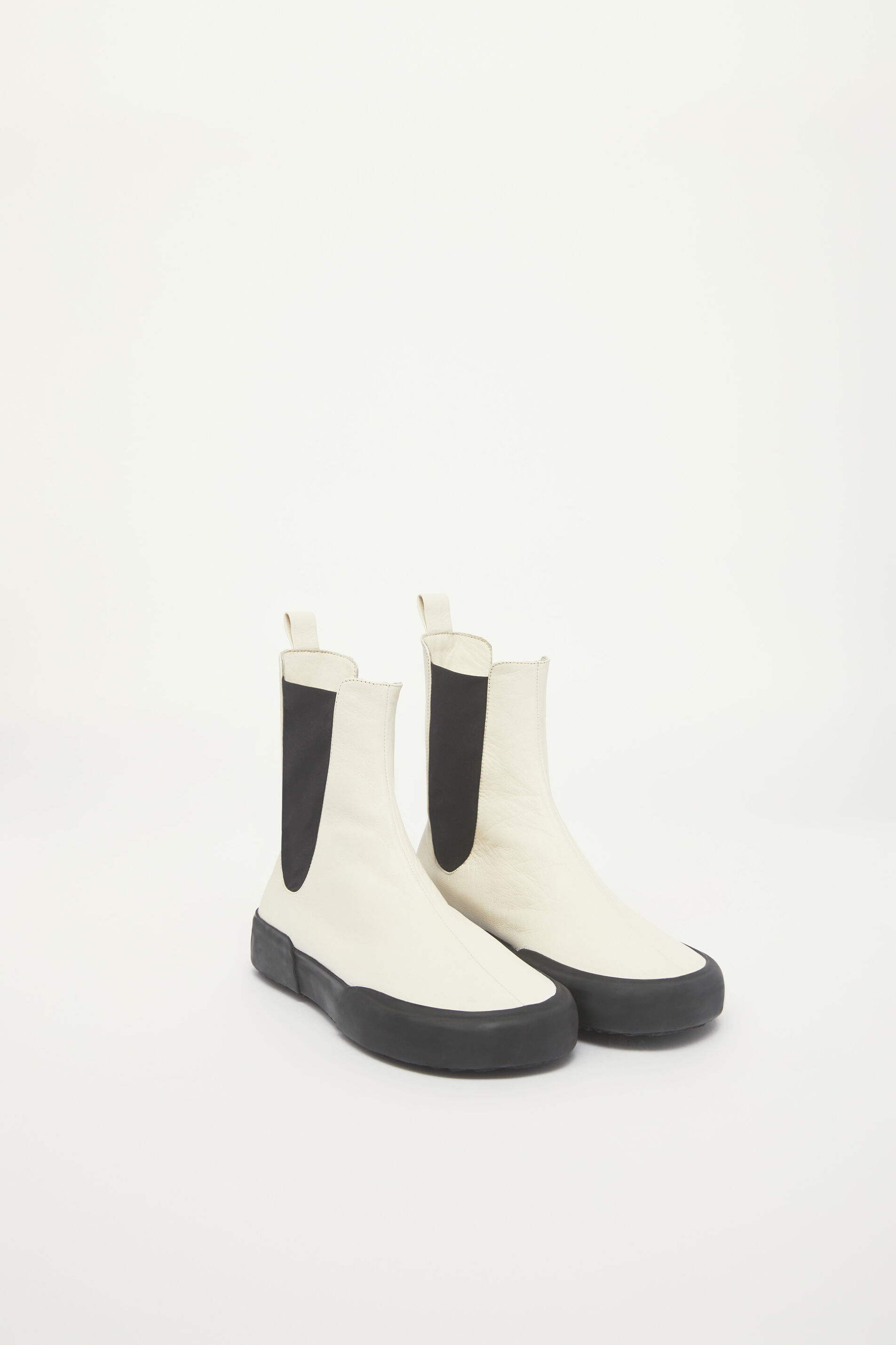 Sneaker Boots, natural, large