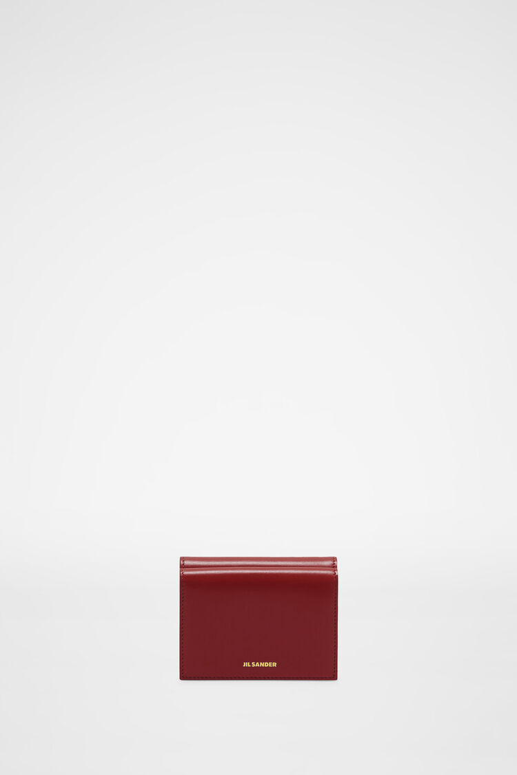 Mini Wallet, red, large