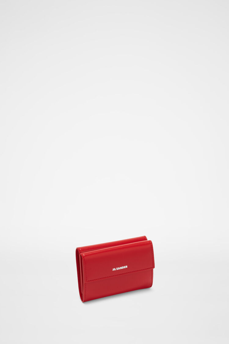 Baby Wallet, red, large