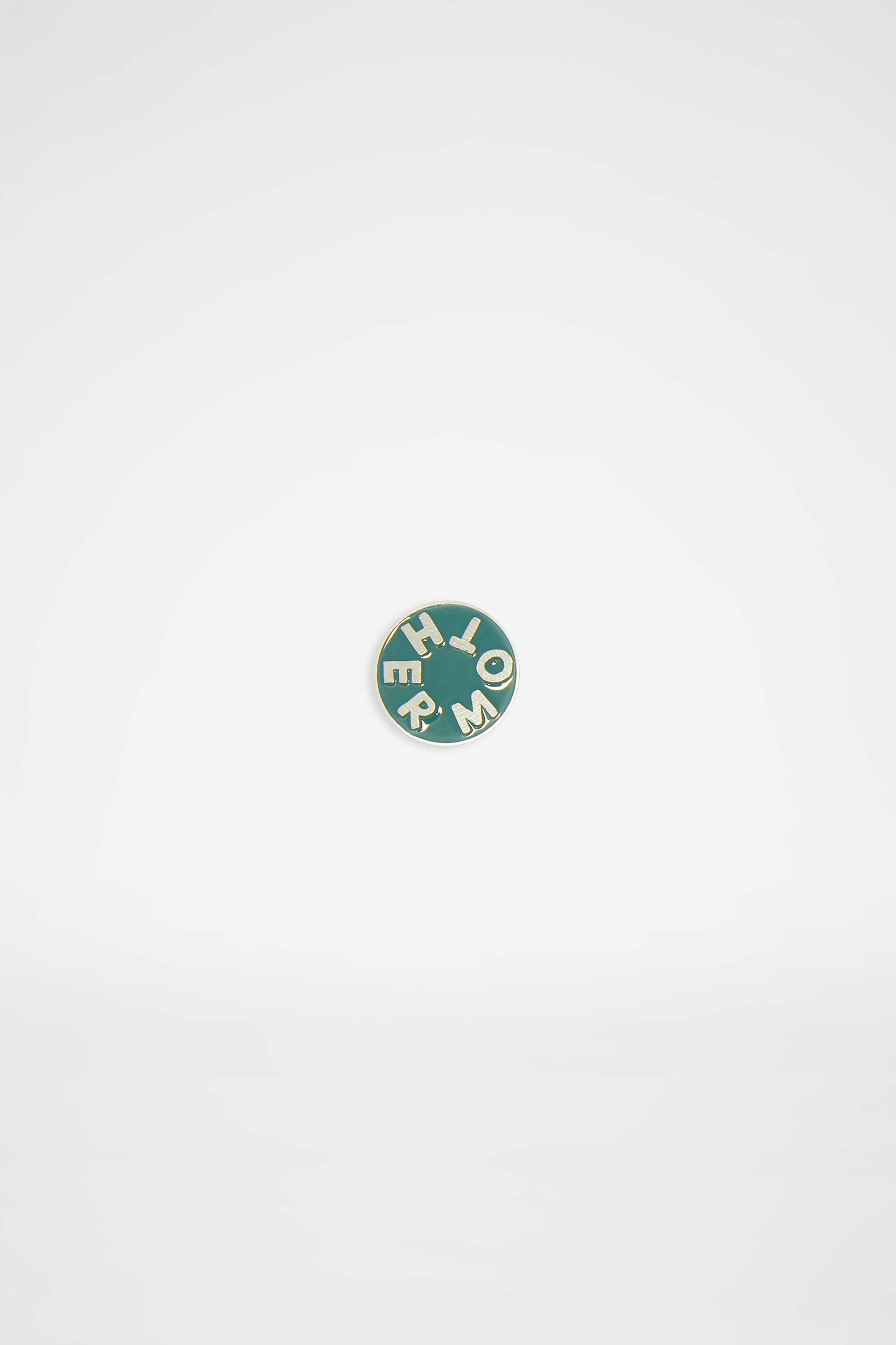Pin Mother, green, large