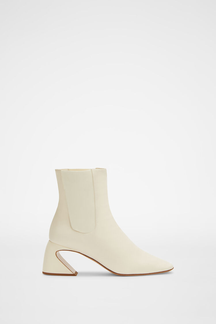 Ankle Boots, natural, large