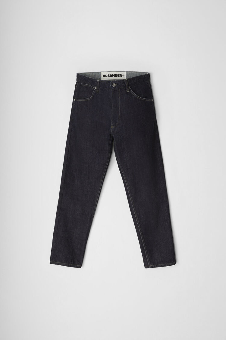 Twisted Jeans, dark blue, large