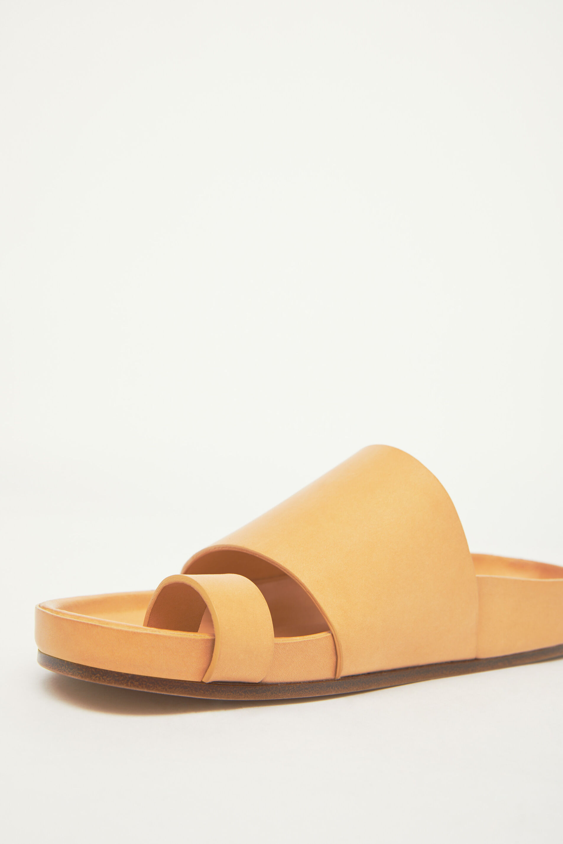 Sandals, brown, large