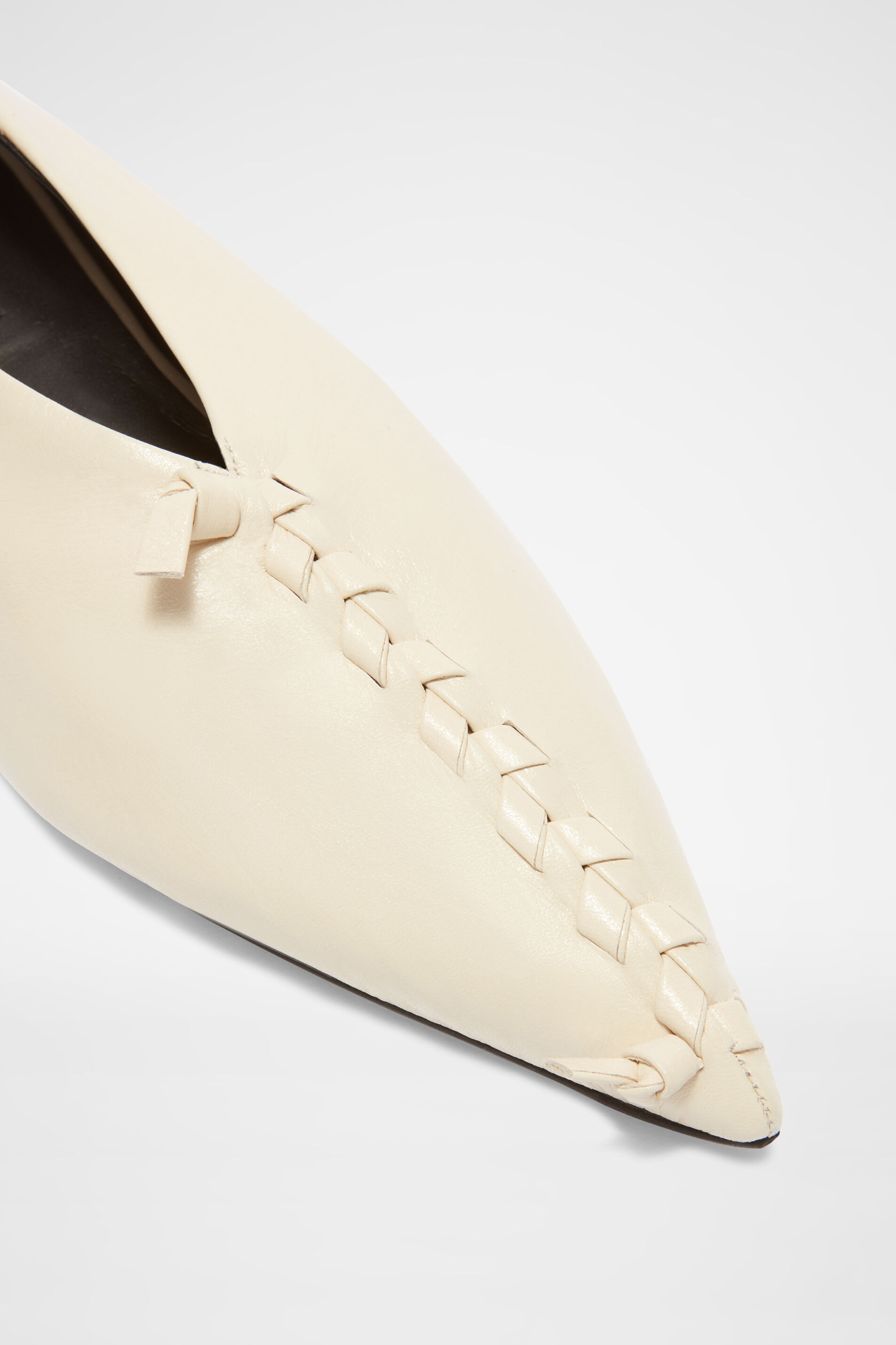 Ballerinas, beige, large