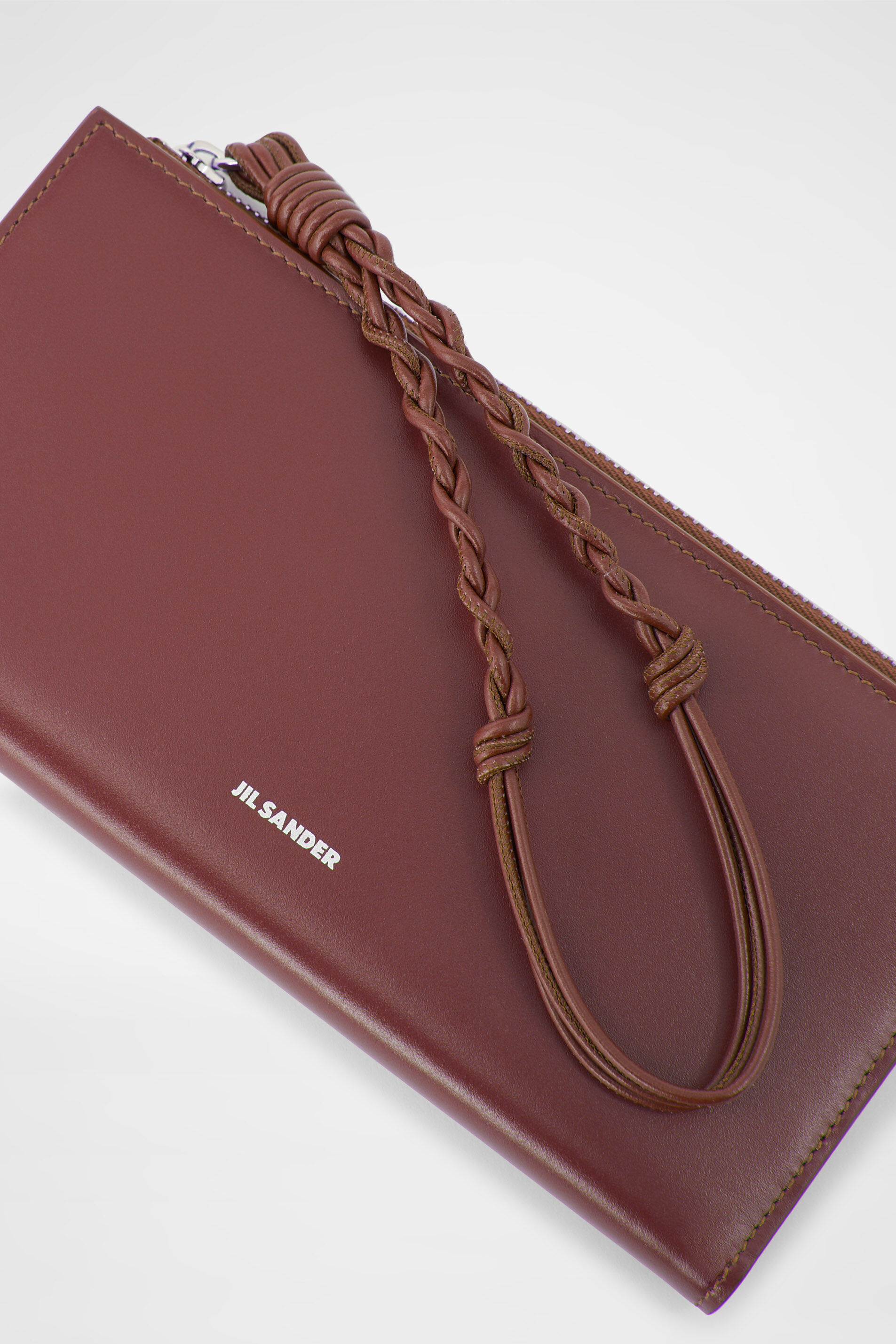 Wallet, red, large