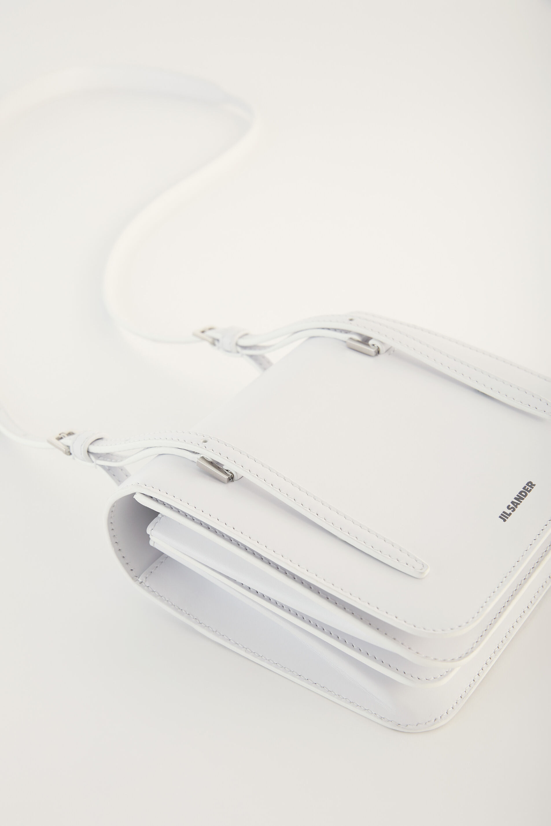 Shoulder Bag Mini, white, large