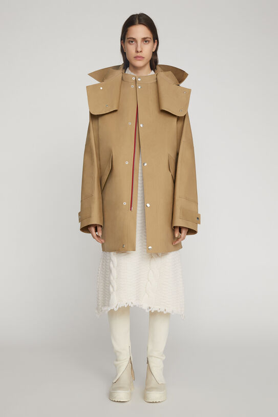 Parka corto Mackintosh