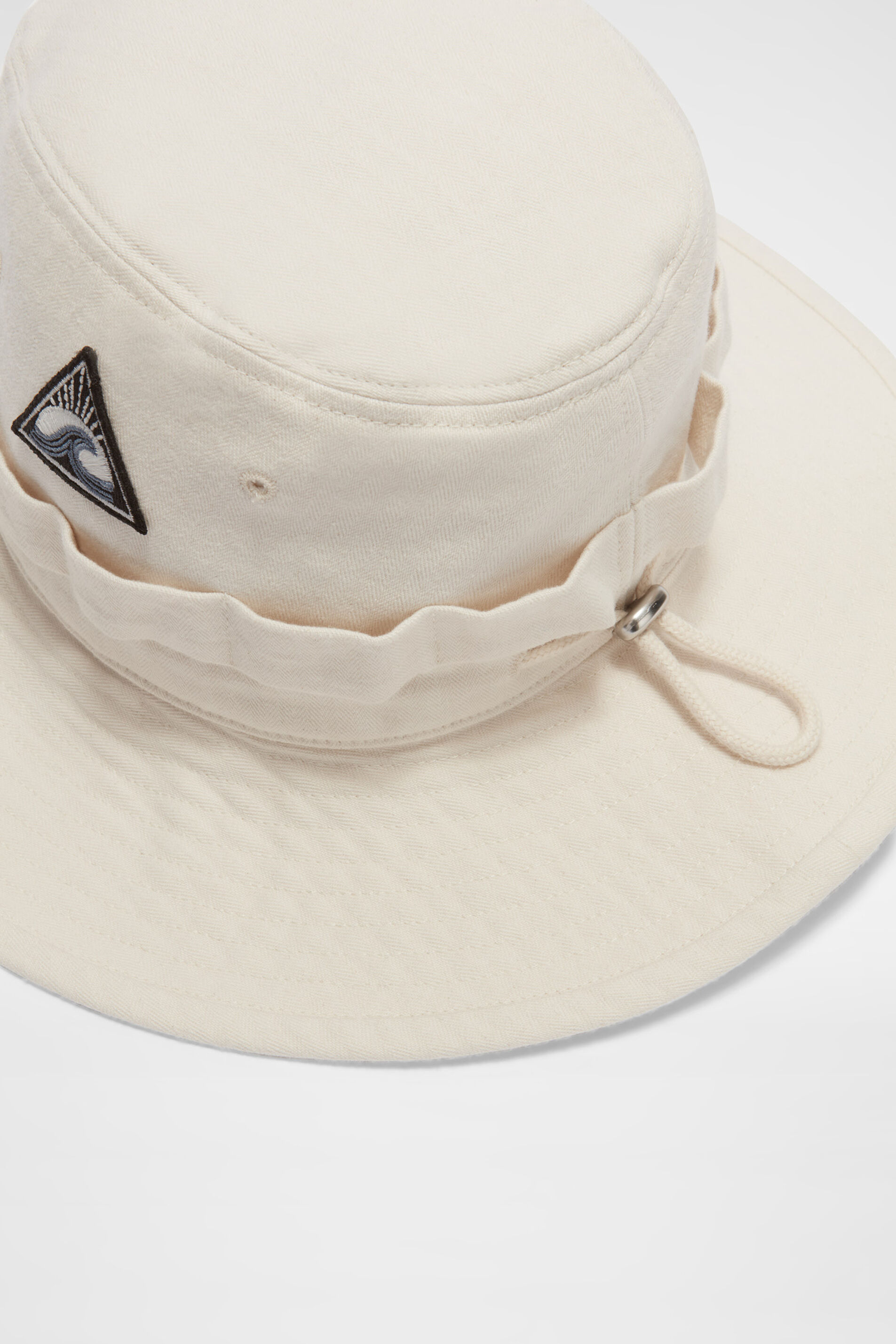 Hat, beige, large