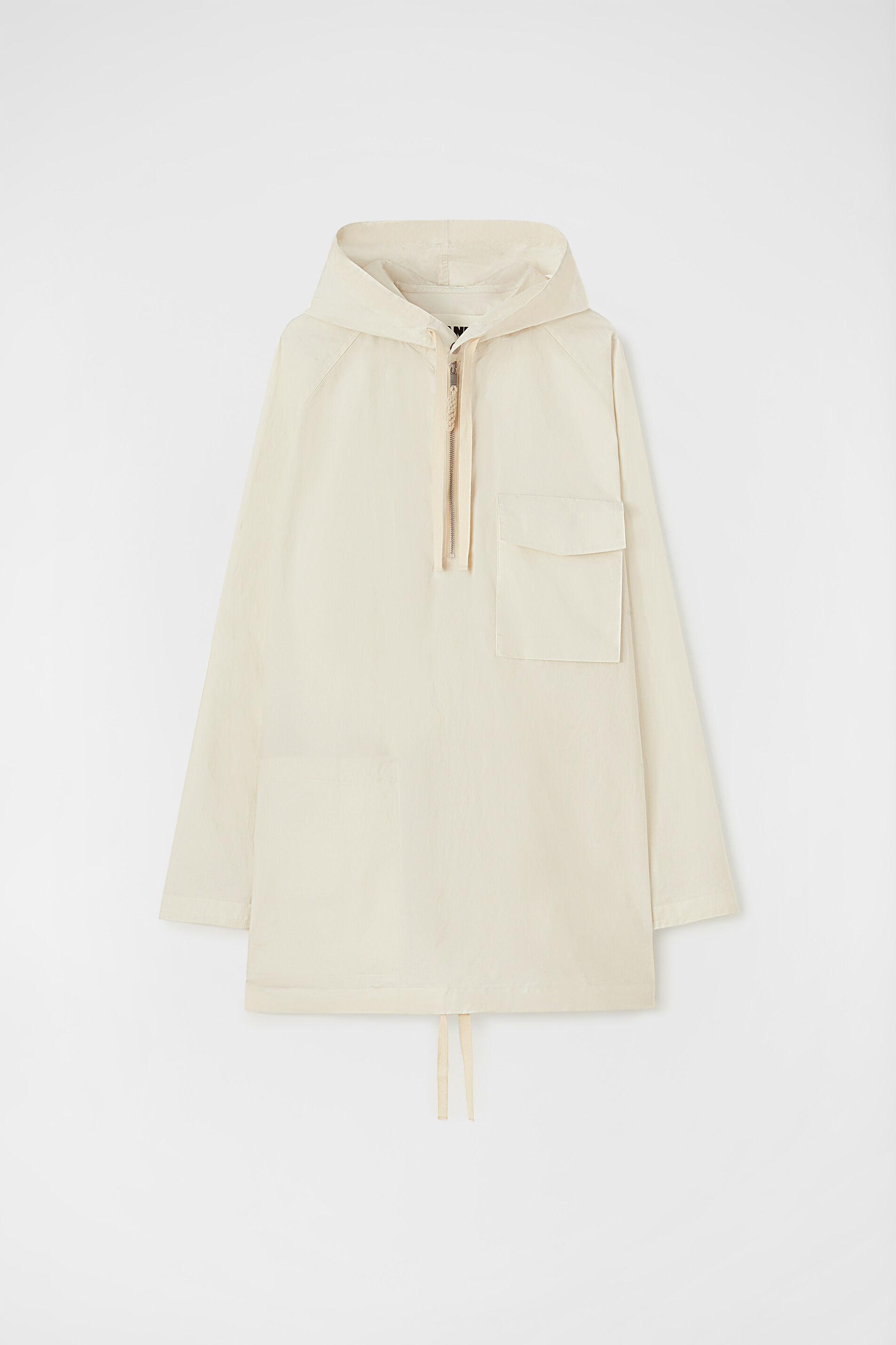 Hooded Anorak, natural, large