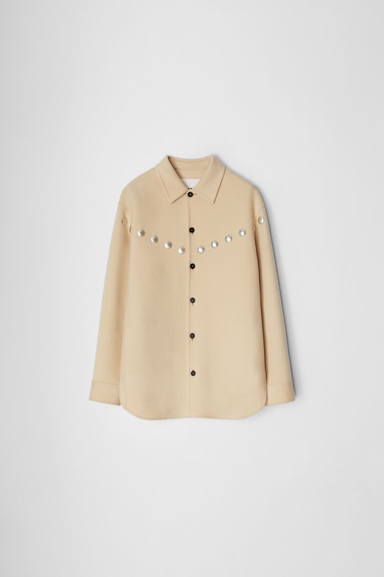Jacket, beige, large