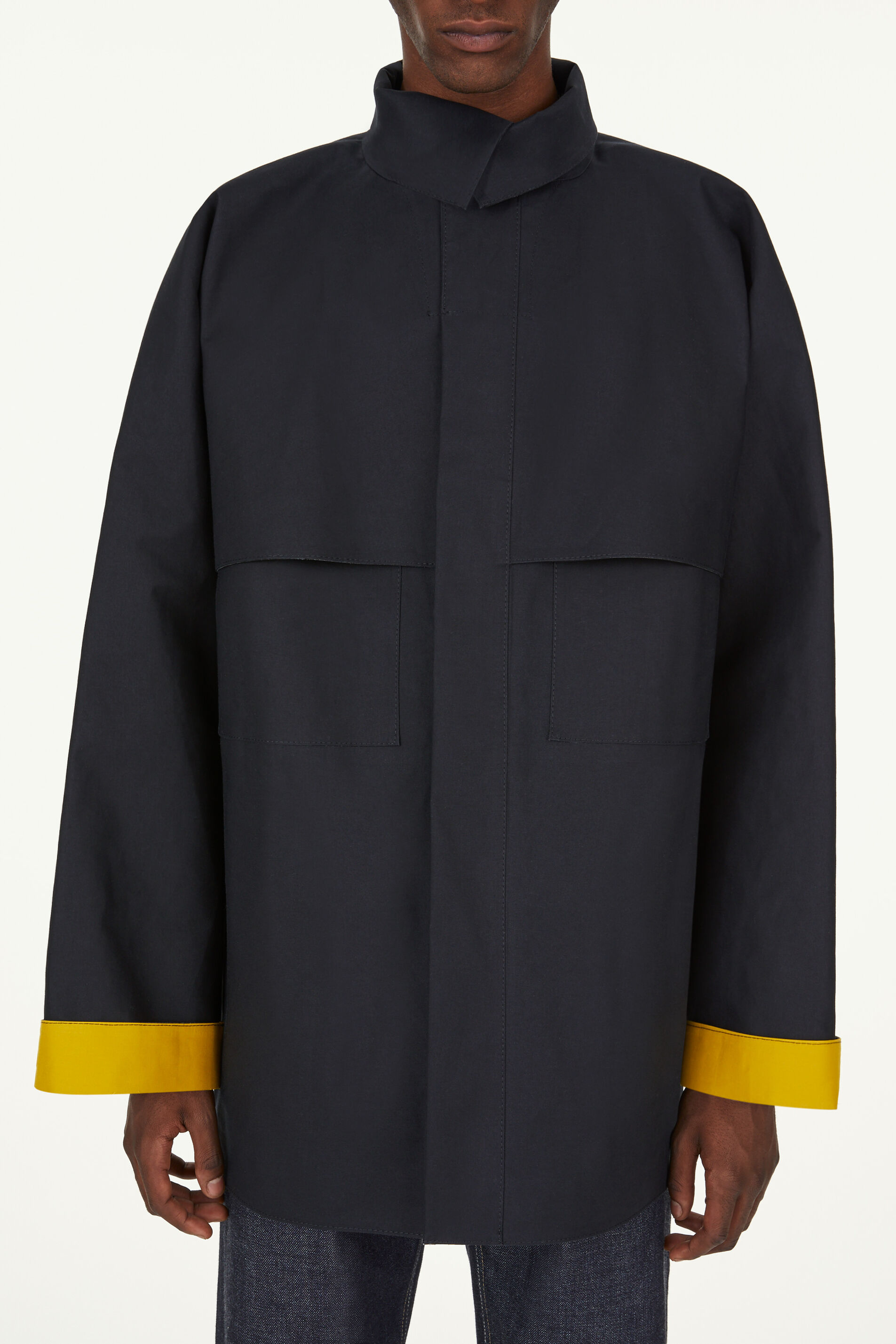 Mackintosh Field Jacket, black, large