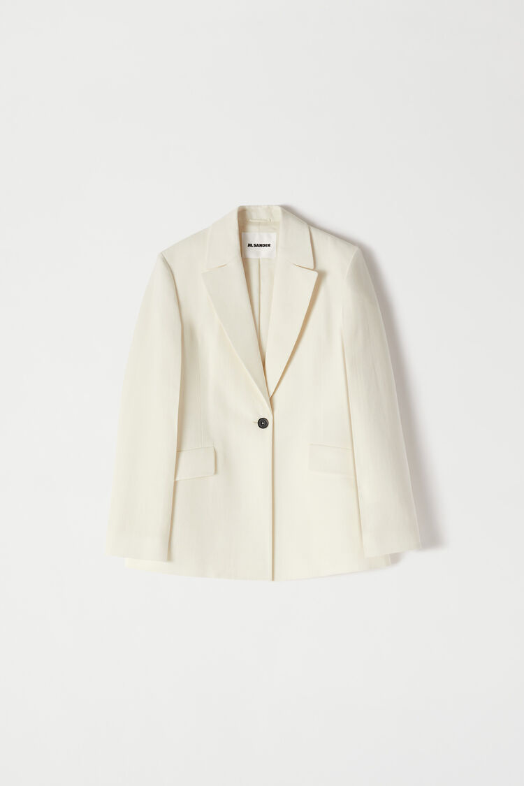 Tuxedo Jacket, natural, large
