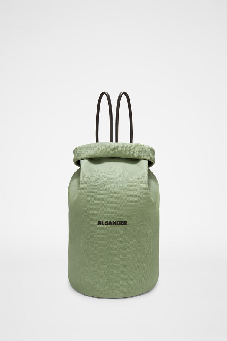 Backpack Medium, pastel green, large