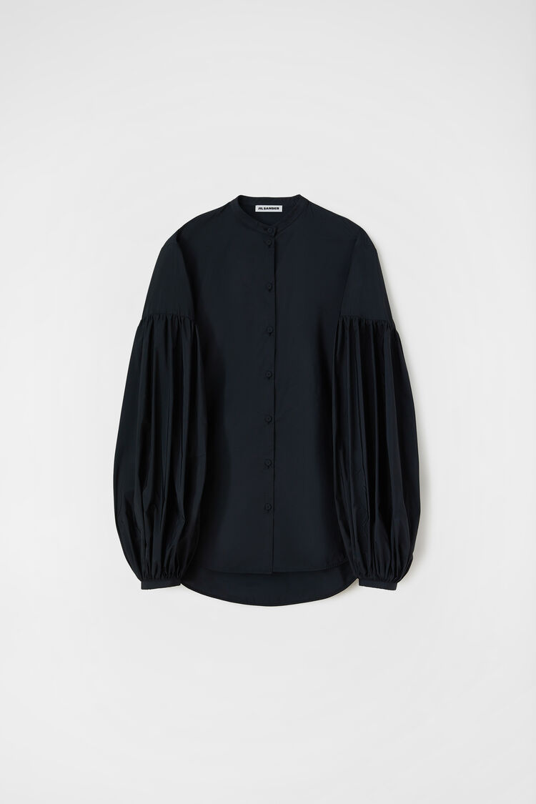 Shirt, black, large