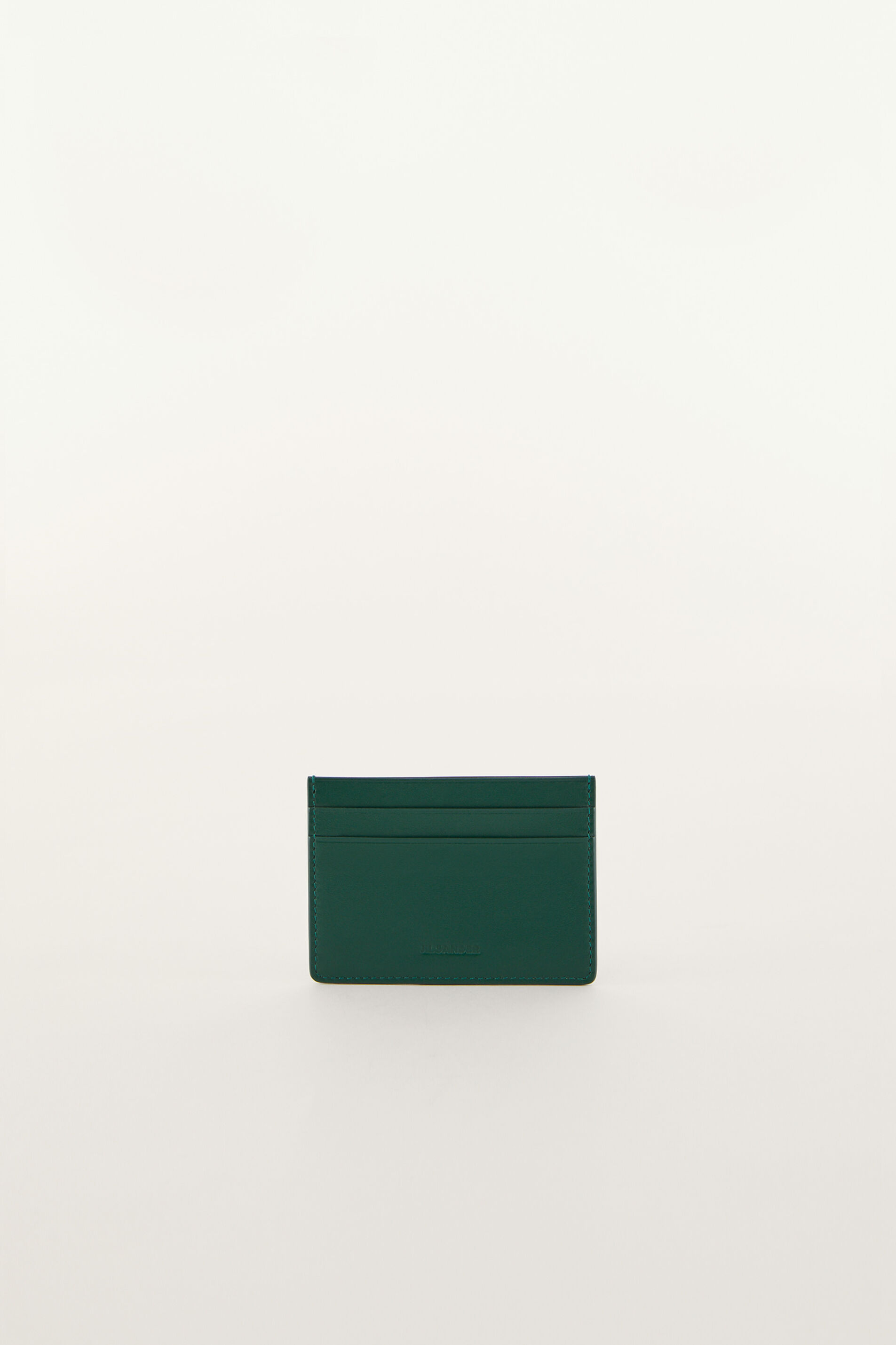 Credit Card Holder, dark green, large