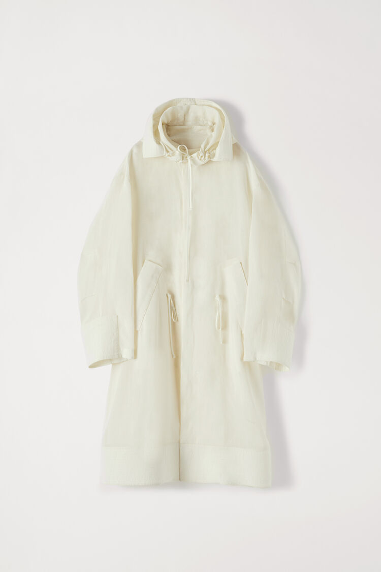 Parka, natural, large