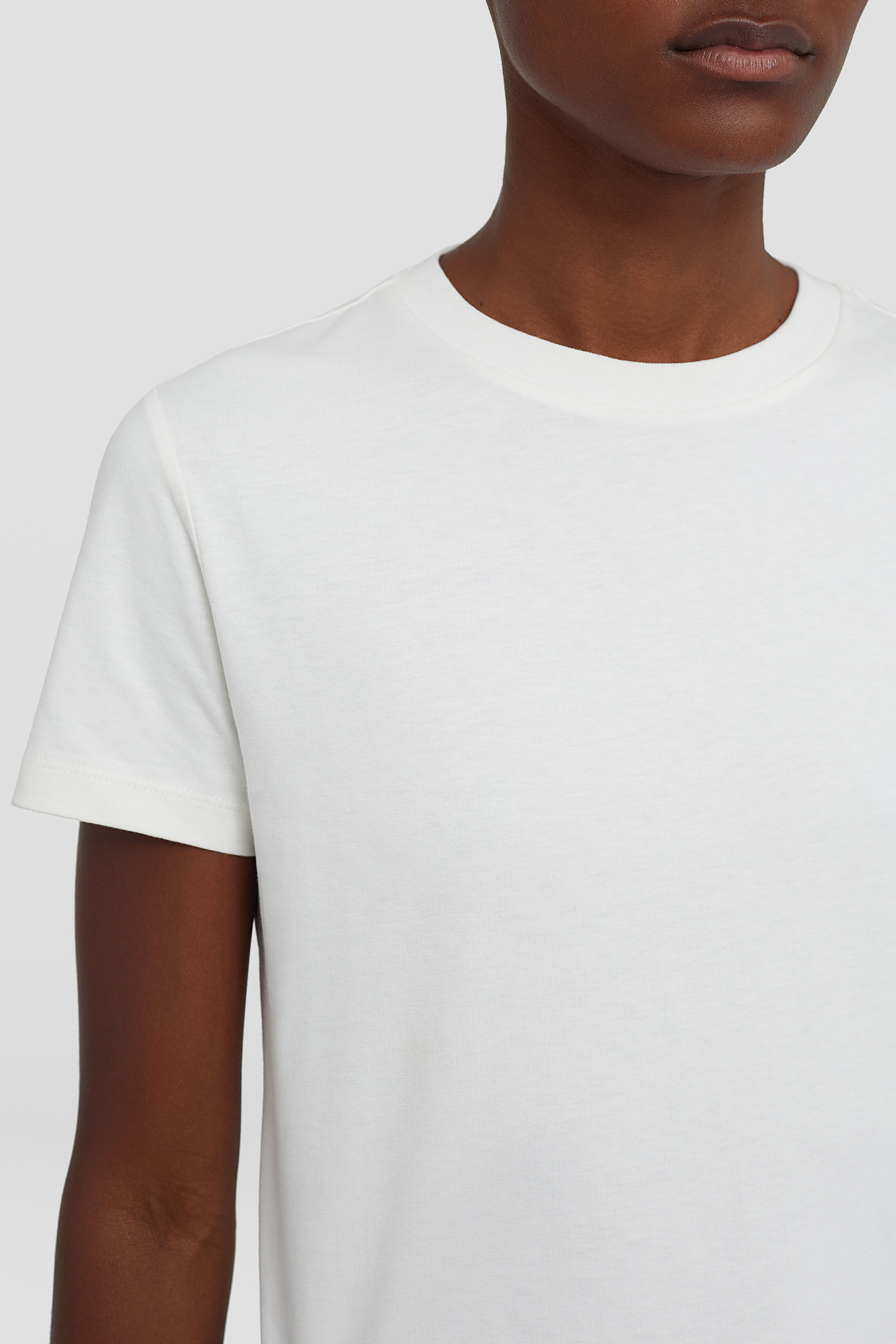 3-Pack T-shirt Set, white, large