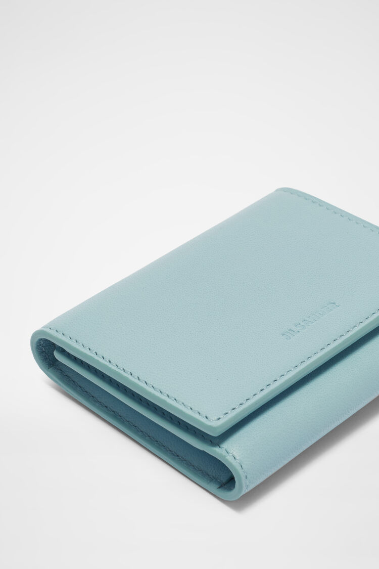 Mini Wallet, turquoise, large