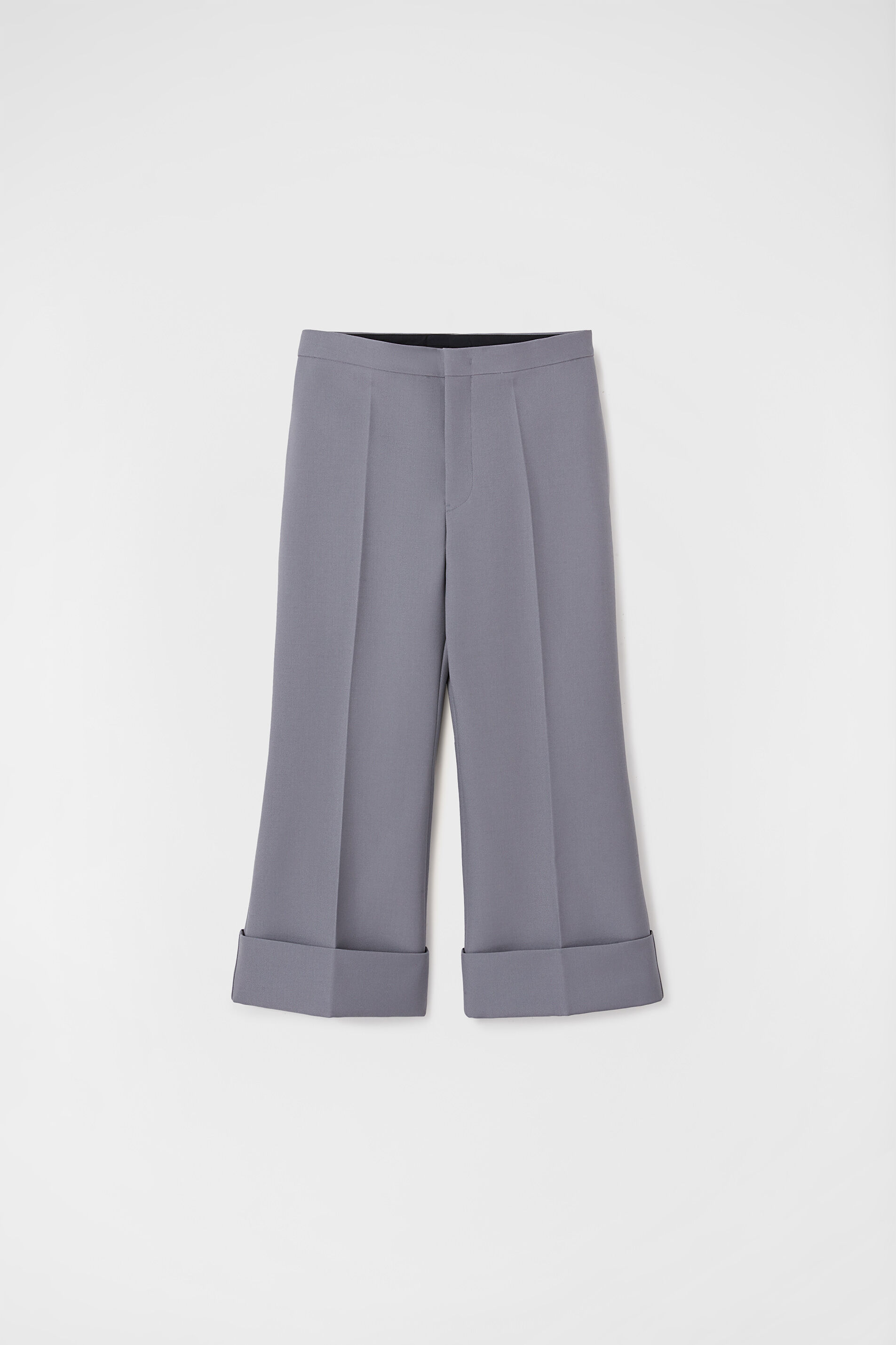 Tailored Trousers, grey, large