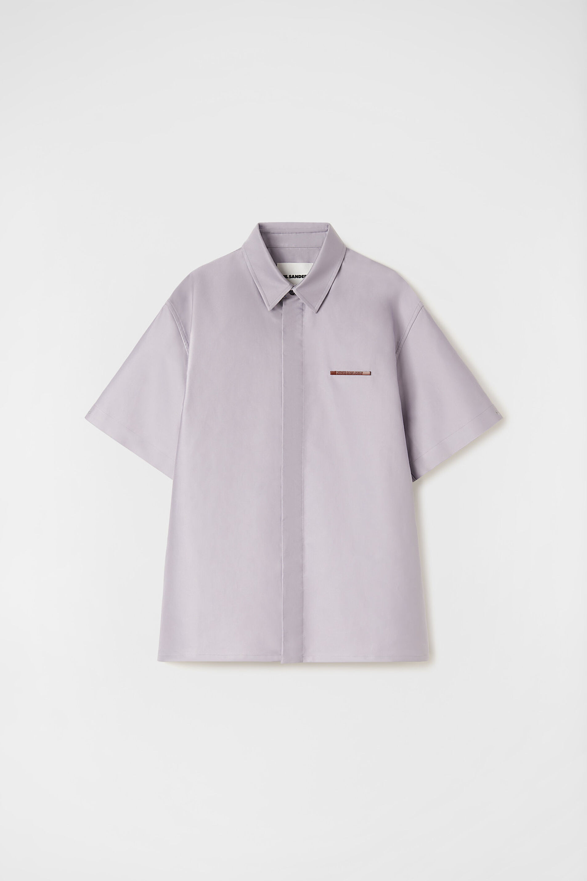 Shirt, purple, large