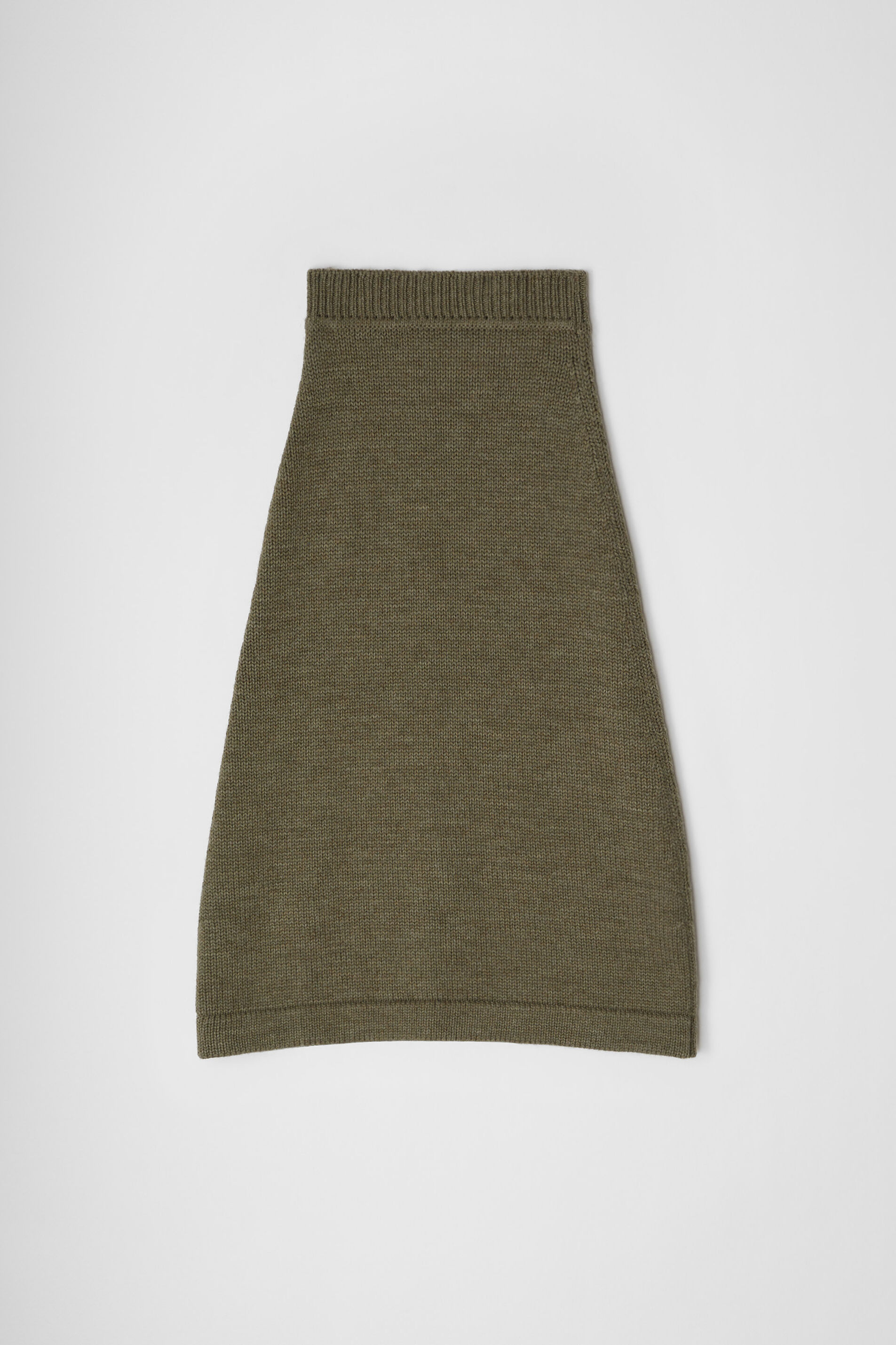 Skirt, green, large